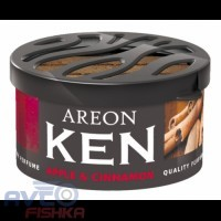 Ароматизатор AREON KEN Apple & Cinnamon