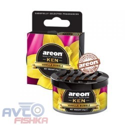Осв.воздуха AREON KEN Vanilla Buble Gum