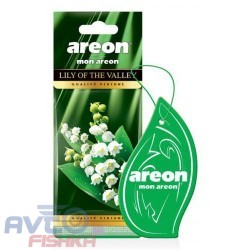 "Осв.воздуха AREON сухой листик ""Mon"" Lily Of The Valley"